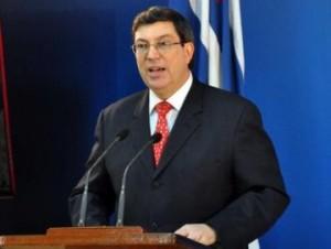 Cuba rechaza la hipocresía, el doble rasero y la agresividad manifiesta del discurso de la OTAN, afirmó el Canciller cubano.