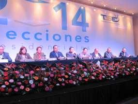 El actual conteo definirá al futuro presidente de El Salvador.