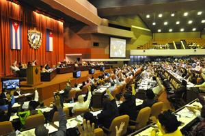 El Parlamento cubano aprobó la Ley de la Inversión Extranjera.
