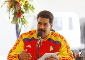 Tenemos alianza con esas economías emergentes que han marcado pauta en el siglo XXI hacia el futuro, señaló Maduro.