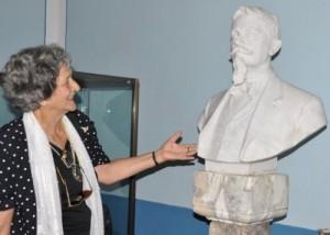 Este 26 de marzo se cumple el aniversario 69 del nombramiento de Martínez—Moles como historiador de la villa del Yayabo en igual fecha de 1945.