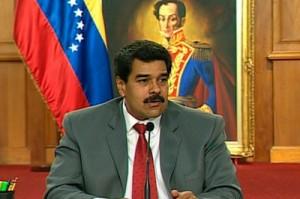 Maduro ofreció una rueda de prensa para desentrañar la campaña de desinformación y mentiras existentes sobre el país en el mundo.
