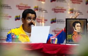 Maduro destacó la reunión de Jaua con el secretario general de la ONU Ban Ki-moon y con el canciller ruso, Serguei Lavrov.