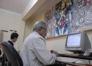 Luis Herrera Llanes, del periódico Escambray, recibirá el Premio Provincial por la obra de la vida Tomás Álvarez de los Ríos.