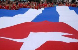 Los cubanos marcharán por la reafirmación de nuestra soberanía e independencia.