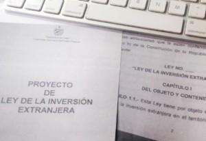 El Proyecto de Ley de Inversión extranjera se presentará el sábado en plenaria con todos los diputados cubanos.