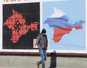 Rusia respetará la voluntad popular expresada en el referendo de este domingo en Crimea.