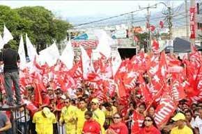 El pueblo salvadoreño deberá esperar hasta el lunes próximo para que declare a Salvador Sánchez Cerén y a Oscar Ortiz como presidente y vicepresidente electos.