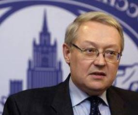 El viceministro de Asuntos Exteriores Serguei Ryabkov abordó el asunto.