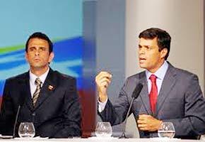 José Vicente Rángel se refirió al enfrentamiento entre Henrique Capriles y Leopoldo López.