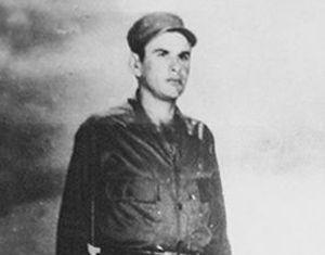 Alberto Delgado fue asesinado por bandas contrarrevolucionarias que operaban en el Escambray.