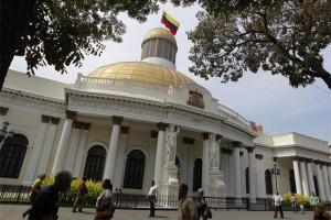 Sede de la Asamblea Nacional de Venezuela.