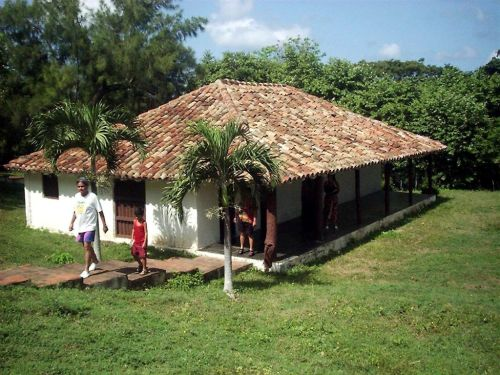 Casa museo de la finca Masinicú