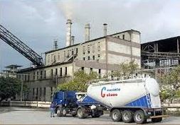 El Pleno reconoció los avances productivos de la fábrica de cemento de Siguaney.