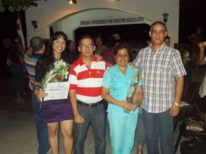 Los reporteros espirituanos merecieron dos premios y dos menciones en el certamen.