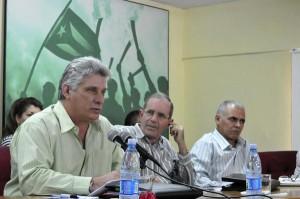 Díaz-Canel refirió cómo la falta de principios y buen gusto puede volverse un mecanismo más de subversión ideológica.