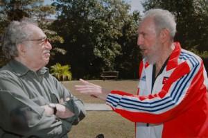 García Márquez fue un cercano amigo de Cuba y de su líder Fidel Castro.