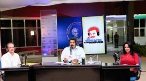 Maduro presentó como línea prioritaria en su gestión el fortalecimiento del gobierno de calle como modelo que beneficia al pueblo.