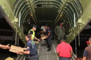 Desde un inicio, Venezuela envió ayuda humanitaria a Nicaragua.