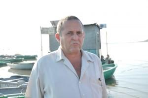 Pedro Plasencia Sosa, director de la Unidad Empresarial de Base (UEB) Acuiza.