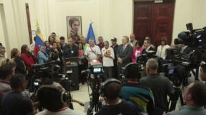Víctimas del golpe de Estado a Chávez: No podemos convalidar ninguna acción que se encamine hacia la impunidad.