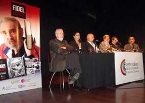 En toda la obra y lucha revolucionaria de Fidel Castro estuvo presente el legado histórico de Martí.