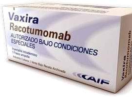 La vacuna Racotumomab está destinada al tratamiento de la neoplasia de pulmón avanzado.