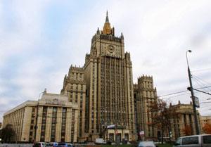 """La cancillería rusa recuerda que """"Ucrania baraja cambiar su actual estatus de país no afiliado a las alianzas militares""""."""