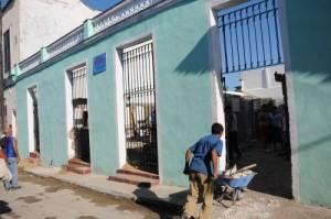 Cerca de 110 000 pesos desembolsó la Empresa Municipal de Comercio para rehabilitar la nueva instalación.