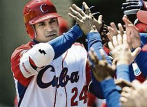 Cepeda: Es un honor ser el primero de esta época que se contrata con el béisbol profesional asiático.