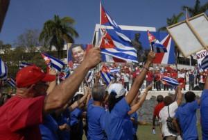Más de 120 000 espirituanos participarán en las festividades por el Día del Proletariado Mundial.