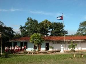 Sancti Spíritus cuenta con más de 50 centros educacionales enclavados en el entorno montañoso.