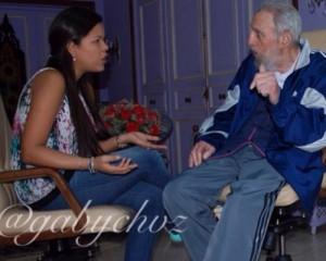 Juntos revivimos las experiencias y momentos que con mi amado padre compartimos, escribió María Gabriela.