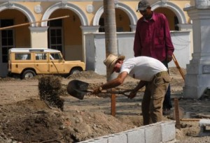 Las jornadas de trabajo voluntario estarán vinculadas a las acciones por el aniversario 500 de la villa del Yayabo.