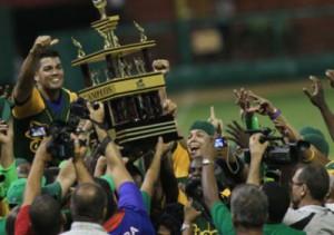 Pinar del Río Campeón de la 53 Serie Nacional de Béisbol.
