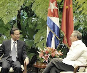 El fraternal intercambio puso de manifiesto el excelente estado de las relaciones bilaterales.