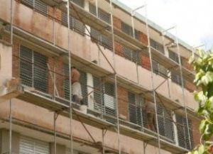 La Escuela Secundaria Básica Urbana (ESBU) Ernesto Valdés Muñoz recibe los beneficios de la reparación.