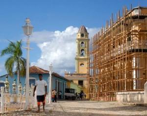 Al calor de su aniversario 500, Trinidad y Sancti Spíritus han desarrollado importantes acciones de restauración y conservación.