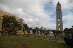 La torre de Manaca Iznaga: Símbolo arquitectónico y sociocultural y una de las principales atracciones turísticas de la región.