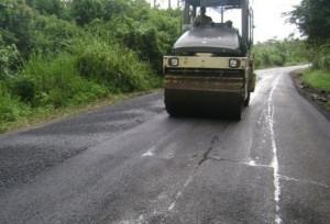 Decenas de comunidades montañosas han sido beneficiadas con los trabajos de reparación y mantenimiento vial.