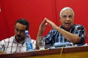 Rolando Alfonso llamó a los periodistas a esclarecer conceptos sobre la base de argumentos convincentes.