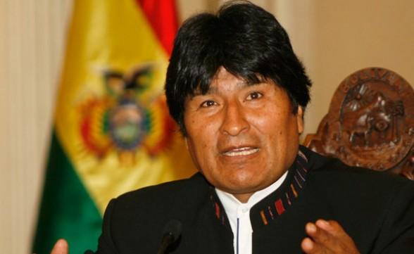 Felicita Evo Morales al pueblo cubano por Día de la Rebeldía Nacional