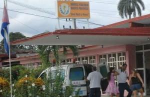 El Hospital Pediátrico José Martí sobresale por la calificación profesional de su colectivo médico y paramédico.