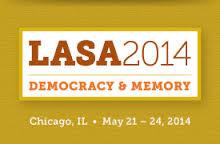 El congreso internacional de LASA acontecerá del 21 al 24 de mayo en Chicago, Illinois.