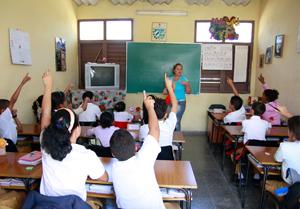 Los estudiantes dedicarán la mayor parte de la tarde a las actividades extracurriculares.