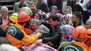 Cerca de 780 obreros se encontraban en la mina en el momento de la detonación.