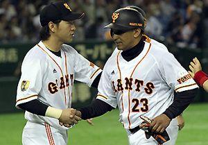Cepeda impulsó su primera carrera con Gigantes de Yomiuri.