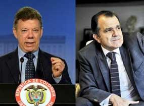 Santos y Zuluaga avanzaron a la disputa de la presidencia el próximo 15 de junio.