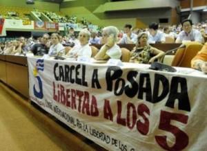 Un millar de activistas de cinco continentes participan en el Encuentro Internacional de Solidaridad con Cuba.