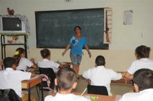 El profesorado espirituano presenta resultados investigativos en los eventos municipales de Pedagogía 2015.